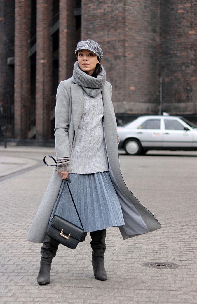 Moda damska jesień płaszcze