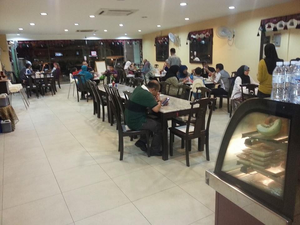 Makanan Arab di Dar Hadramawt Bandar Baru Selayang