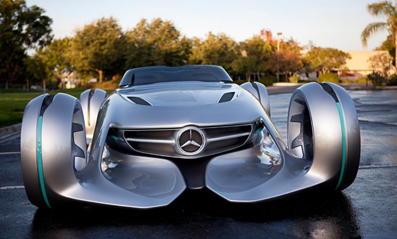 Mercedes-Benz Silver lightning