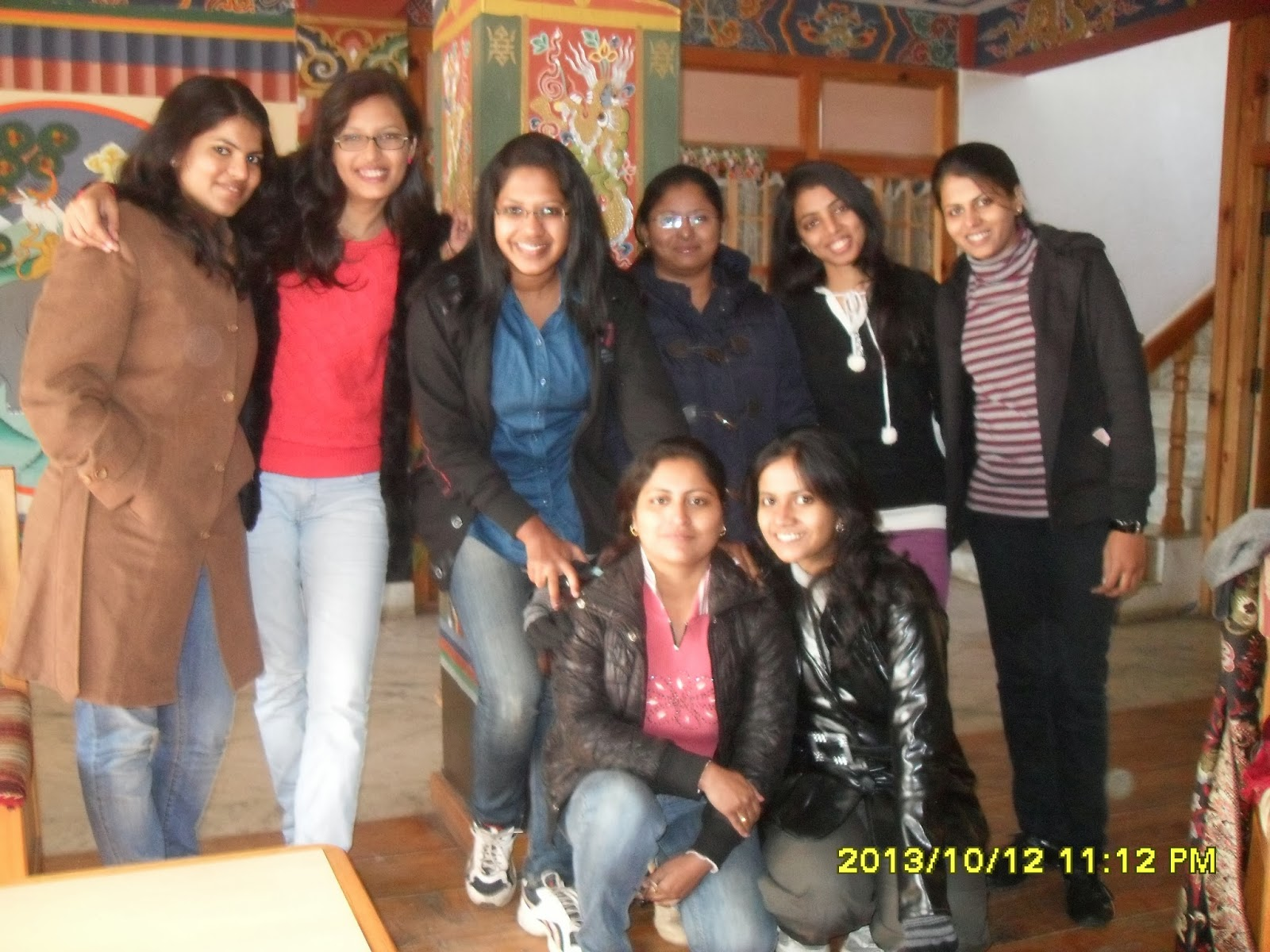 Memoirs of an all-girls trip to Bhutan - the land of happiness