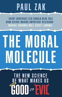 The Moral Molecule by Paul J. Zak
