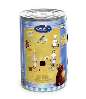 pixar ratatouille disney store figures 2007 emile