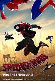 Deretan Prestasi Film Spiderman Into The Spider Verse