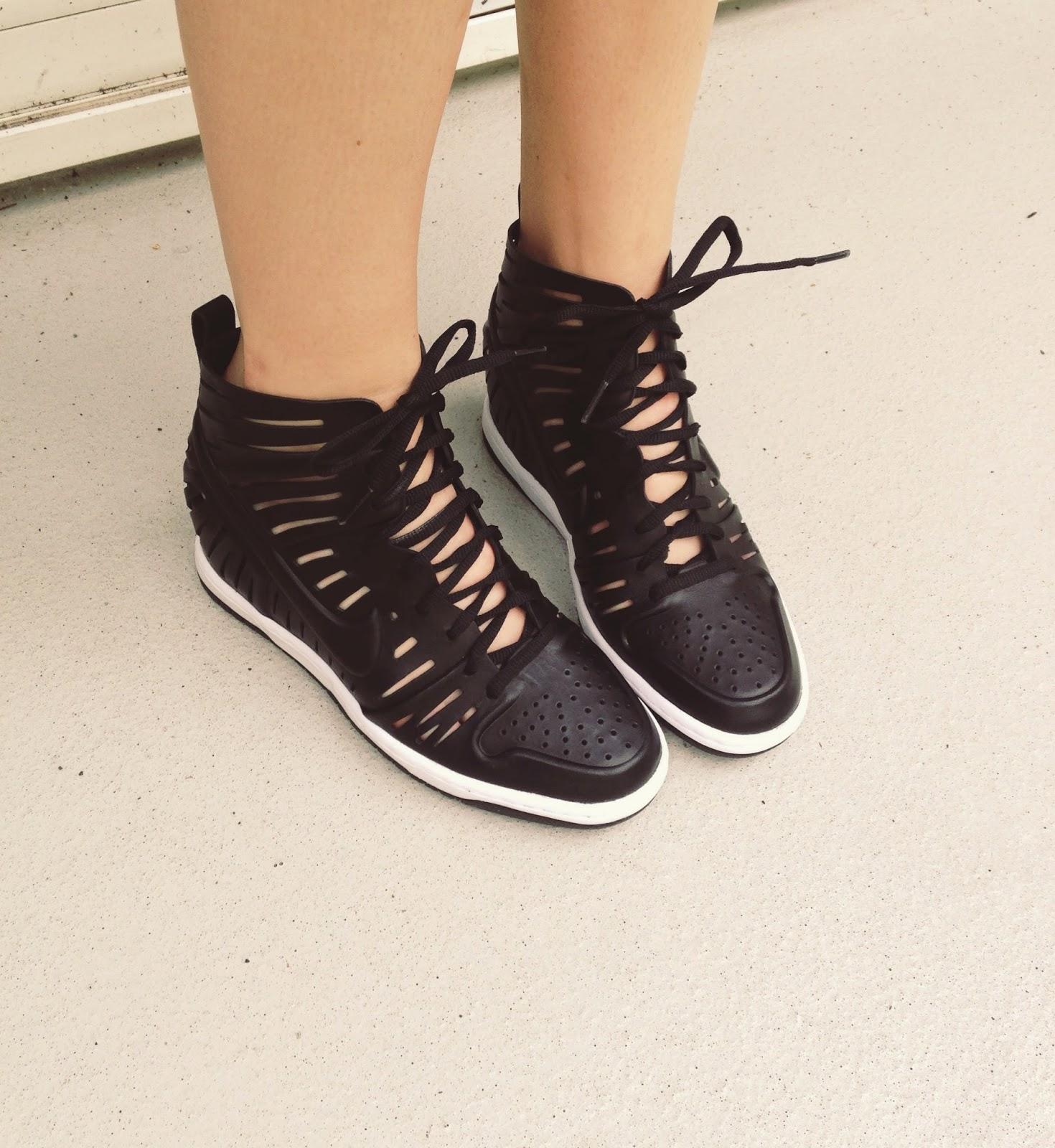 0aeb5f6bb38 Katie Moon  My New Nike Dunk Sky Hi s Doe
