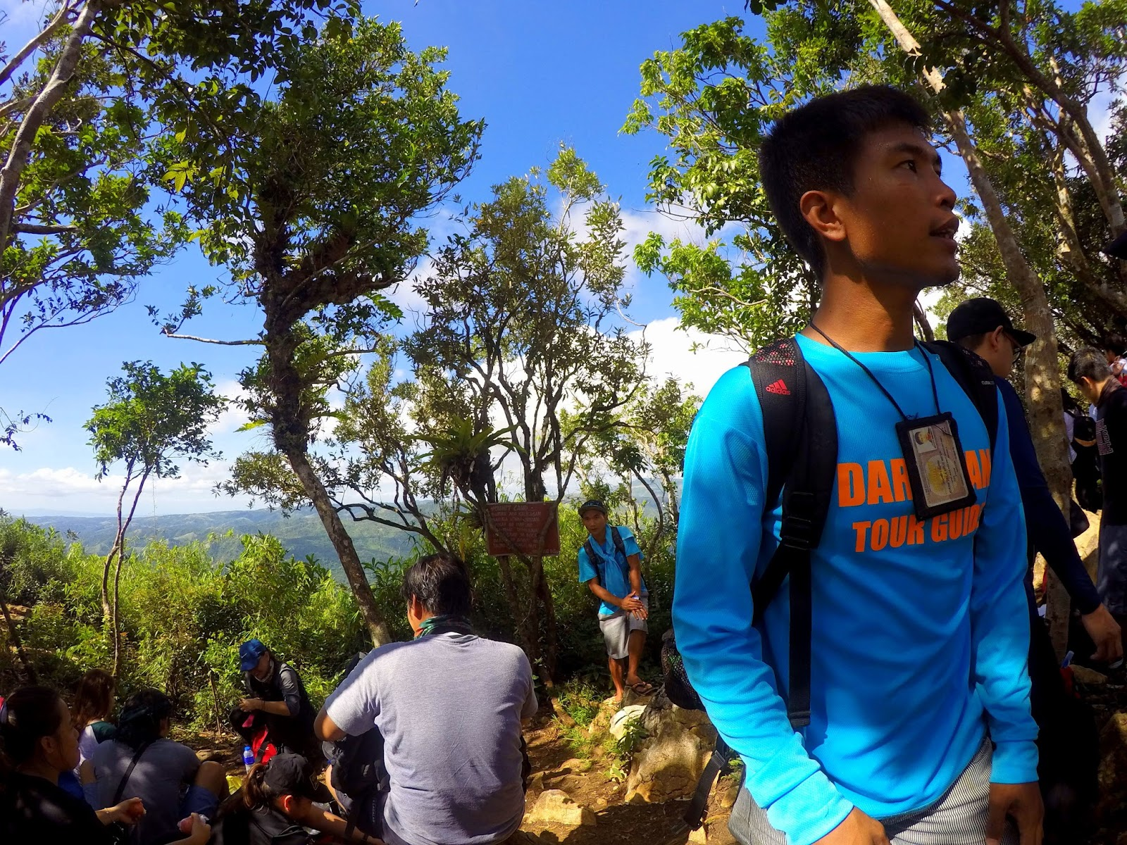 Kuya Jeron, Mt. Daraitan Hiking Guide