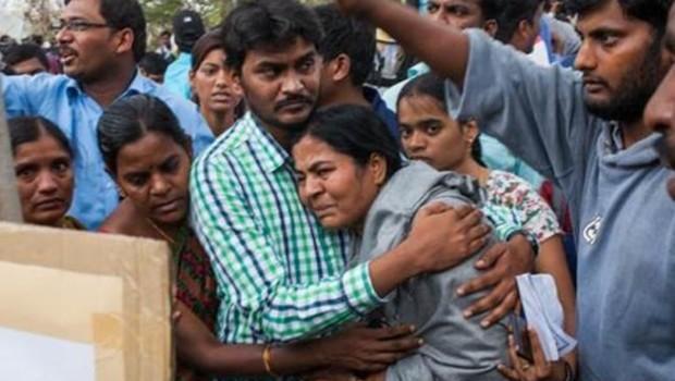 रोहित वेमुला की आत्महत्या के बाद से ही बीमार चल रहीं नानी का निधन