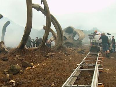 Primeras imágenes de 'Kong: Skull island'