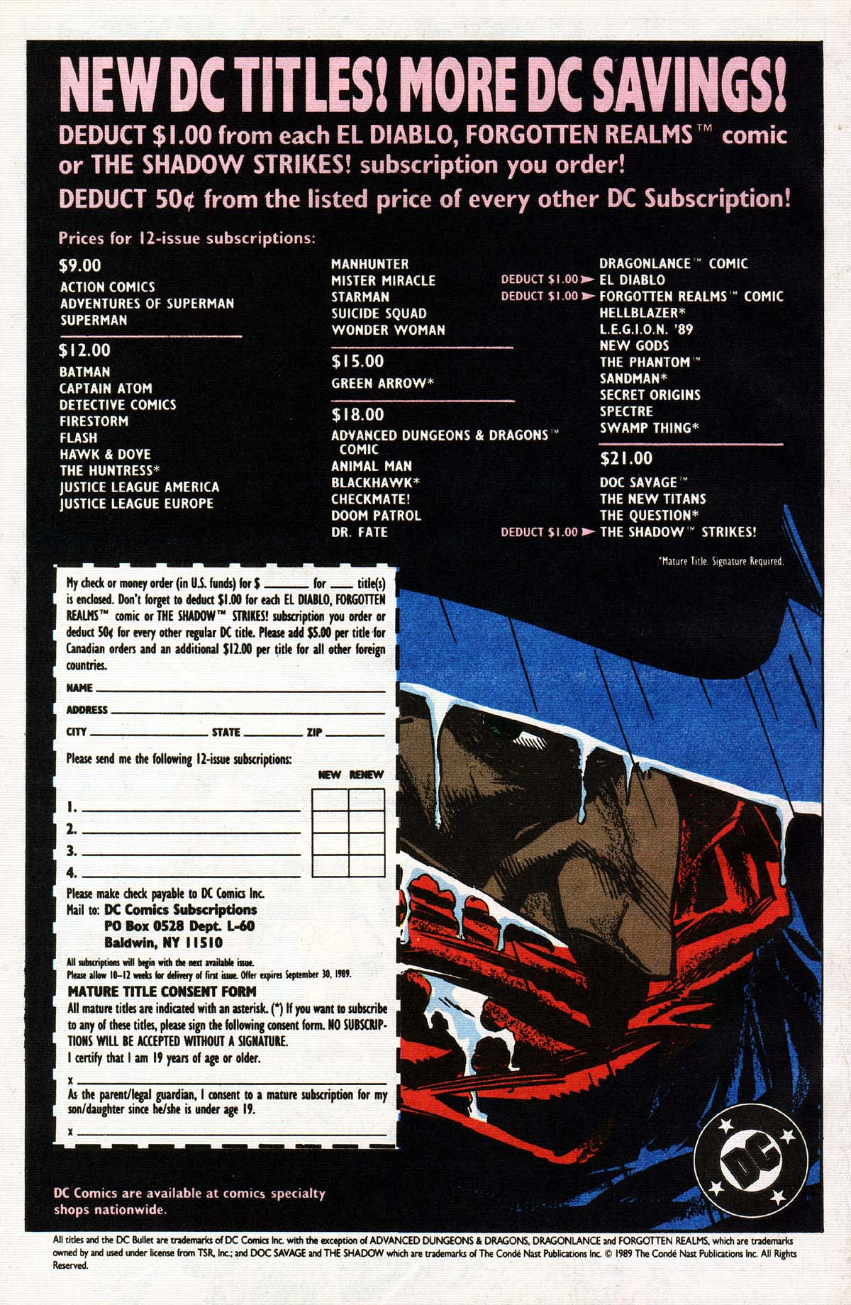 Read online Advanced Dungeons & Dragons comic -  Issue #10 - 25
