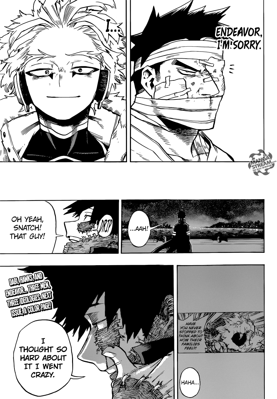 Boku No Hero Academia Theory Dabi Is A Todoroki The