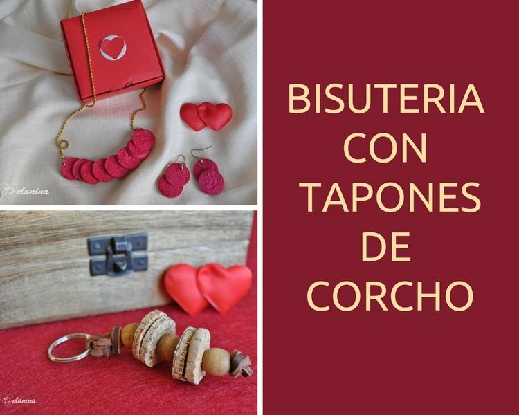 03cf59692a10 DIY: Bisutería con tapones de corcho - HANDBOX