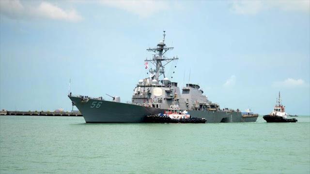 EEUU anuncia una pausa operativa de su flota en todo el mundo