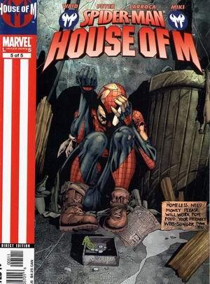 House of M: Spider-Man #5 PDF