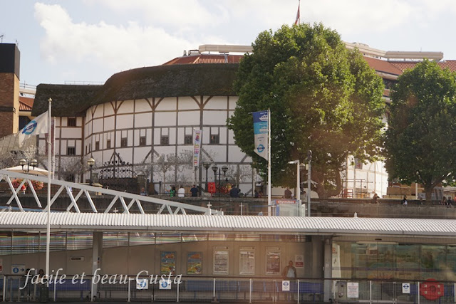 Shakespears's Globe Theater