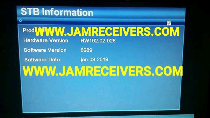 Ali3510C HW 102 02 026 New Power Vu Software 2019 by Jam