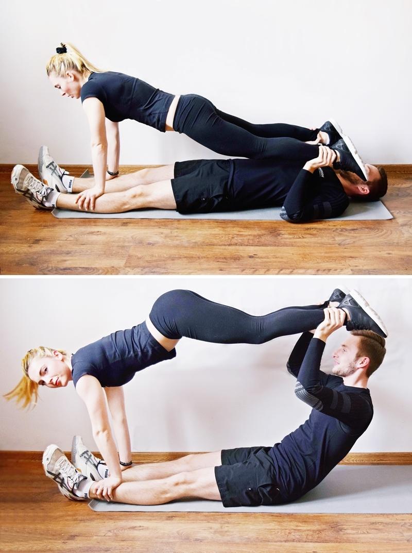 ćwiczenie razem