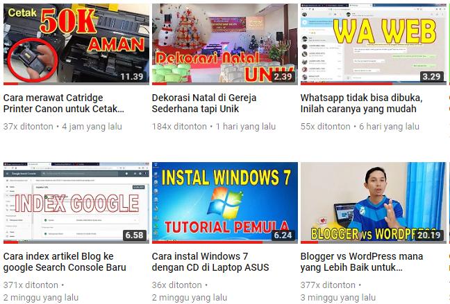 Cara membuat Judul vidio Youtube yang SEO dan tertarget