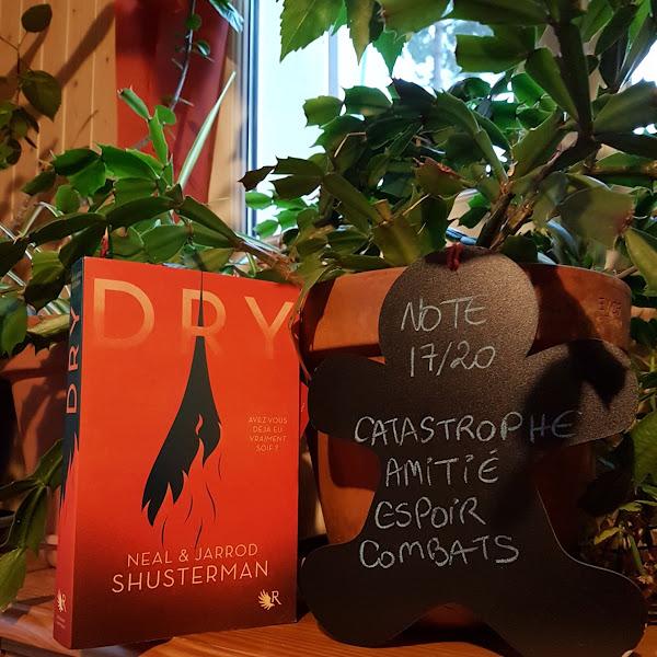 Dry de Neal Shusterman et Jarrod Shusterman