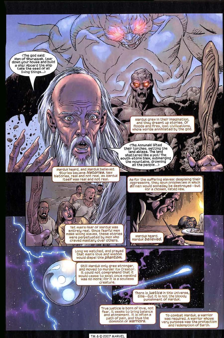 Read online Silver Surfer (2003) comic -  Issue #14 - 26