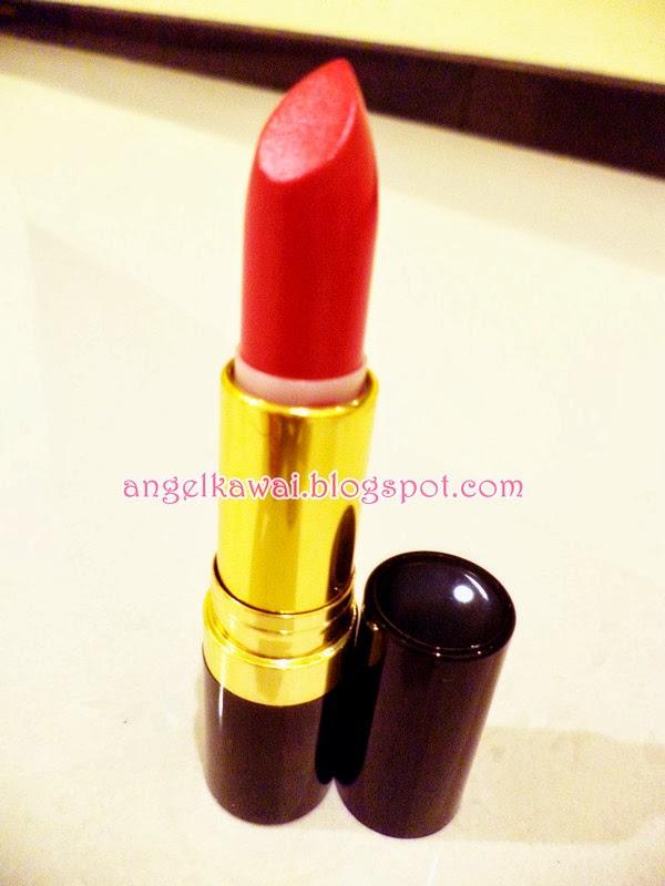 Angelkawai's Diary: Review REVLON Super Lustrous Lipstick