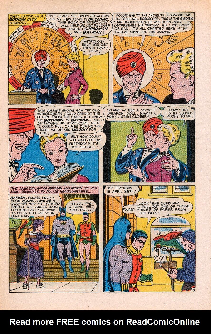 Read online World's Finest Comics comic -  Issue #160 - 7
