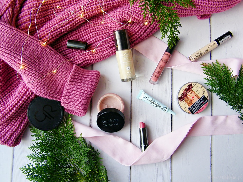 Ulubieńcy kosmetyczni 2017 roku | Najlepsze kosmetyki roku 2017