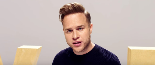 Olly Murs Premieres 'Grow Up' Music Video