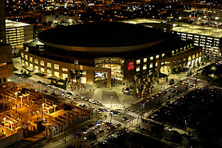 Toyota Center Luxury Suites For Sale, Single Event Rentals, August 2015