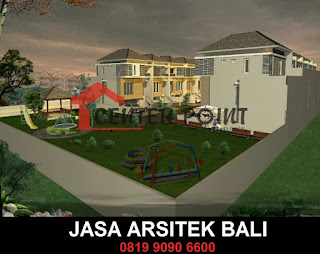 Pilihan Tepat Cari Jasa Desain Bali Untuk Kawasan Perumahan Modern