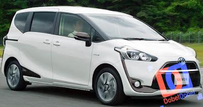 Harga dan Spesifikasi Mobil Toyota Sienta