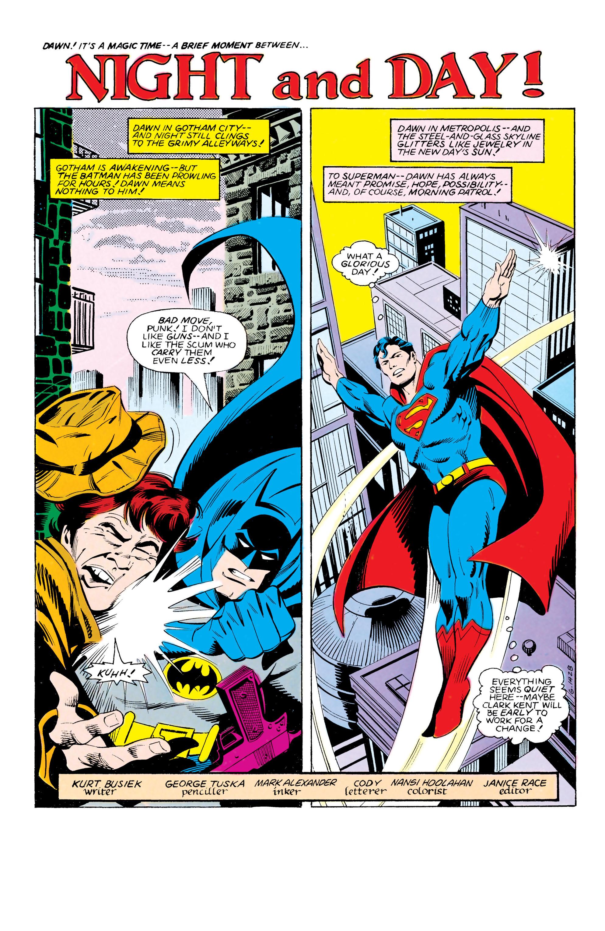 Read online World's Finest Comics comic -  Issue #308 - 2