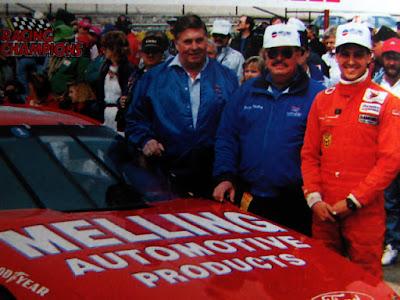 Greg Trammell NASCAR Racing Champions 1/64 rare