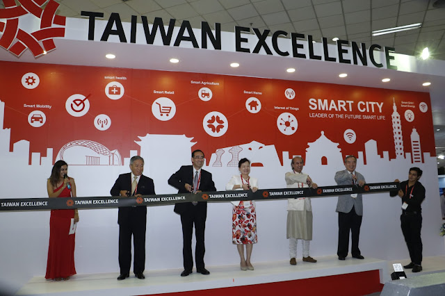 Taiwanese companies' cutting edge tech solutions made them strong contenders for smart city projects