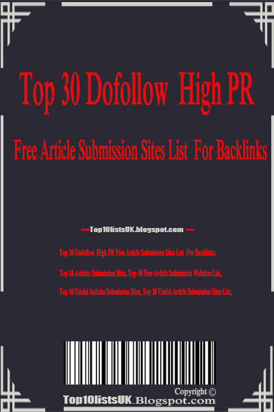 articles submission sites, articles submission sites 2017, articles submission sites list