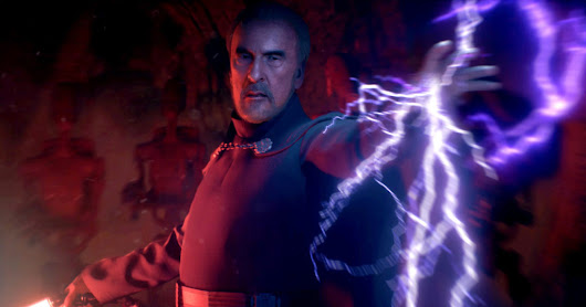 Count Dooku Arrives In 'Star Wars Battlefront II'