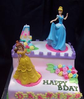 Cara Membuat Kue Ulang Tahun Untuk Anak Berbentuk Berbie