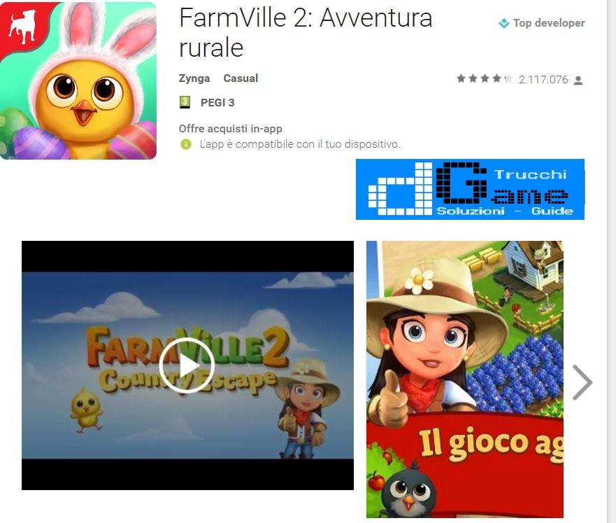 Trucchi FarmVille 2: Avventura rurale Mod Apk Android v6.9.1407