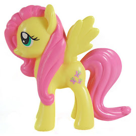 MLP Happy Meal Toy Fluttershy Figure by Burger King