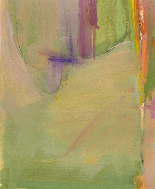 Santa Fe painting by Karri Allrich