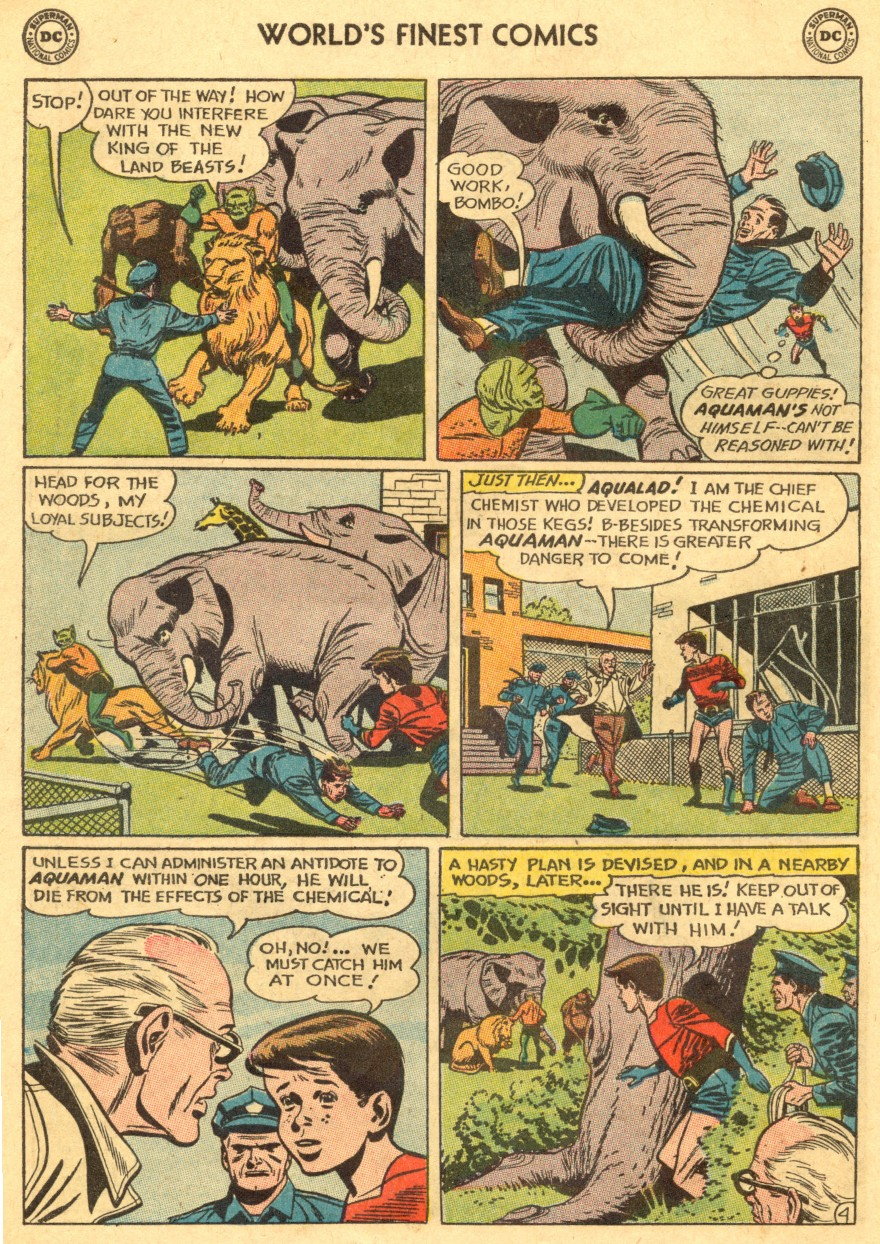 Read online World's Finest Comics comic -  Issue #130 - 22
