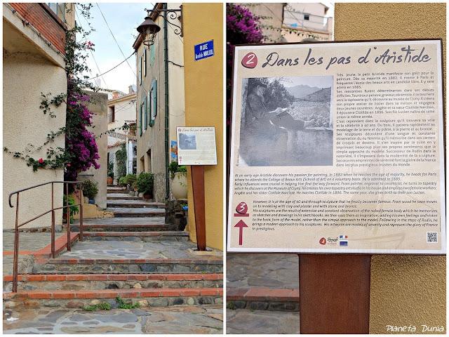Rue Aristide Maillol Etapa 2, Banyuls-sur-Mer