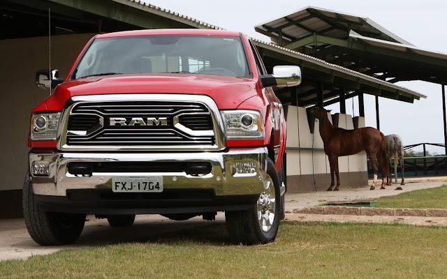Picape RAM 2015 2018: preço, consumo e fotos