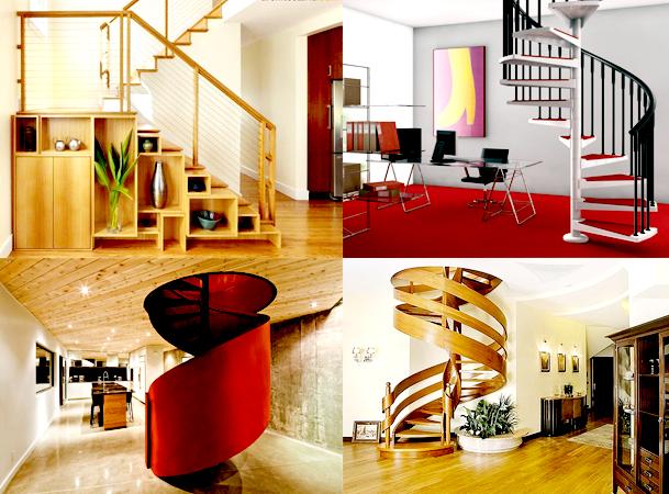Desain Tangga Rumah Minimalis Modern