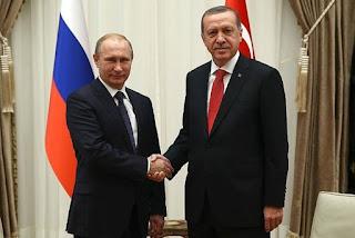 Putin - Erdogan