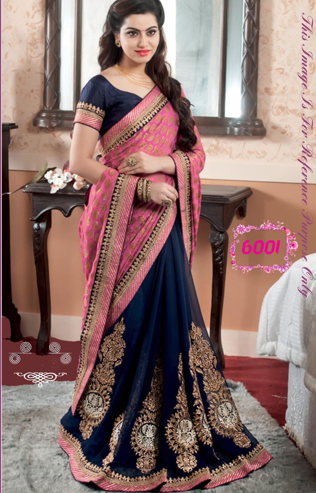 Vol 1 – Latest New Collection Of Designer Saree Wholesale