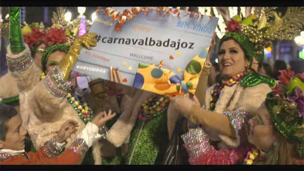 El Experimento Carnaval Badajoz corto documental