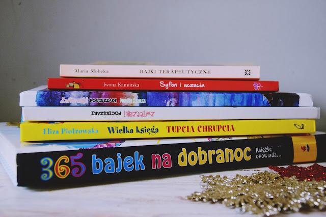 Top 5 książek dla przedszkolaka
