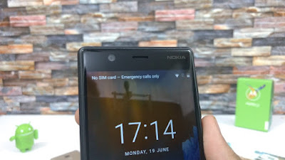 Nokia 3 Unboxing, Photo Gallery
