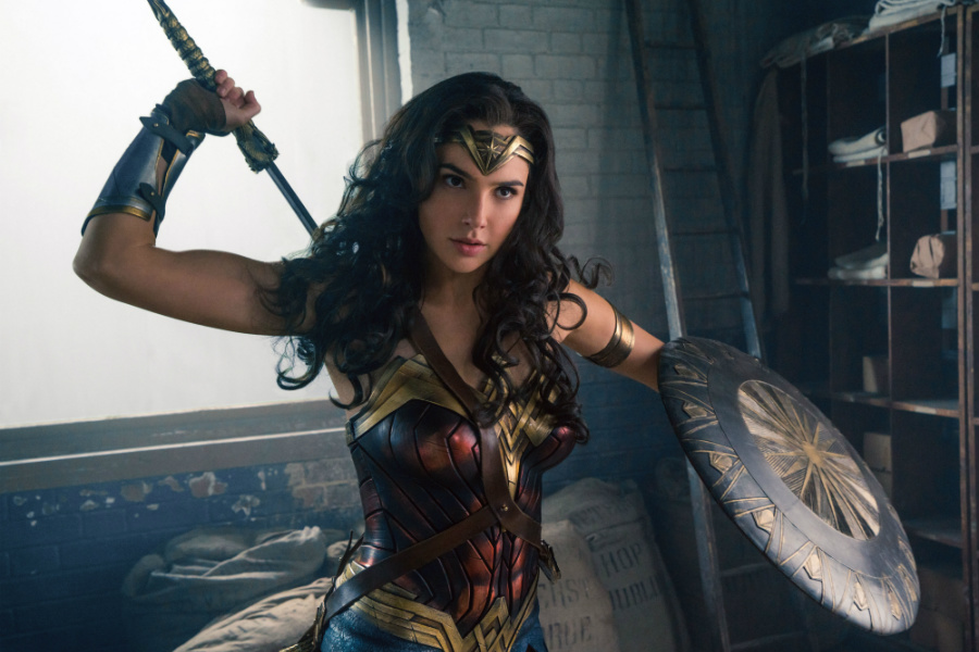 Wonder Woman Highest-Rated Superhero Movie Of All Time.