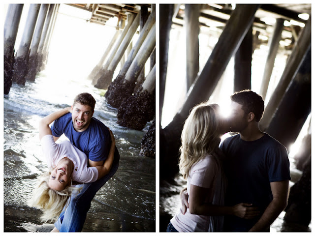 our engagement photos | Oh Lovely Day | Photos by Jennifer Roper