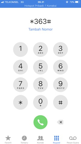 Paket Internet 3 GB Hanya 30 Ribu dari Telkomsel